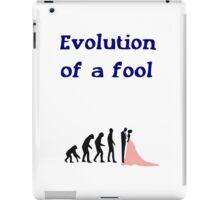 Married Fool iPad Case/Skin