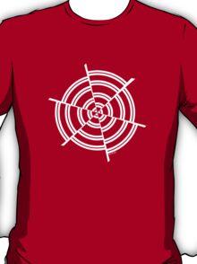Mandala 2 Simply White T-Shirt