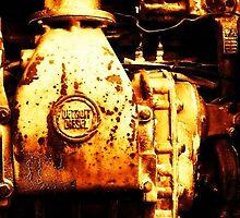Detroit Diesel by Craig Shillington