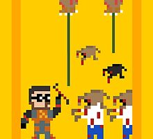 Half-Life 2 8-Bit by TheWangMeister
