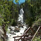 Fish Creek Falls: Steamboat Springs, CO by Mark Murphy