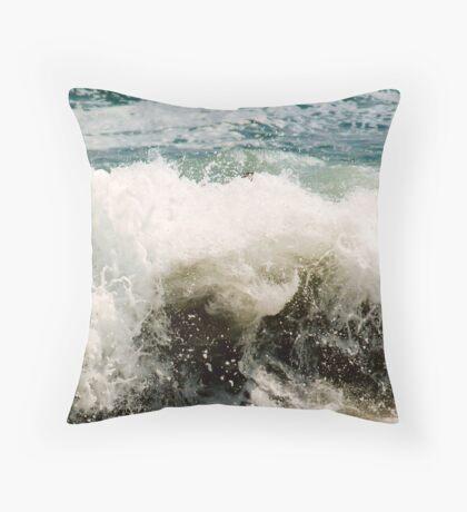 THE ATLANTIC Throw Pillow
