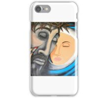 Jesus & Mary iPhone Case/Skin