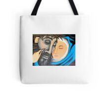 Jesus & Mary Tote Bag