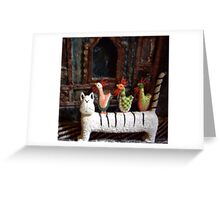 Whimsy . .  Greeting Card