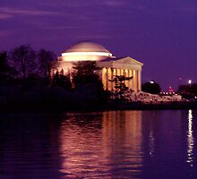 Jefferson Memorial by pbeltz