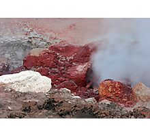 Earths Colors Photographic Print