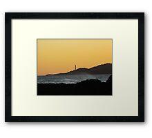 Point Hicks Lighthouse 08 Framed Print