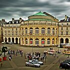 The Opera at Place de la Mairie by Ayush Bhandari