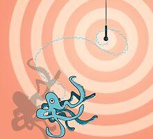 Singing Octopus  by Jean Rim