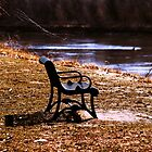 A Place to Ponder . . .  by Jelderkc