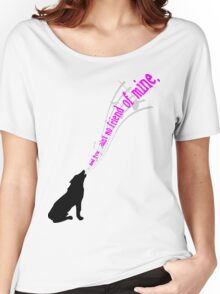 Hound dog Women's Relaxed Fit T-Shirt