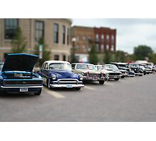 Mini Classics Photographic Print