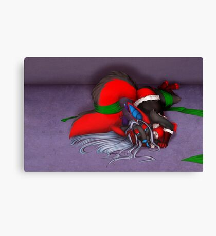 Holiday Temrin Canvas Print