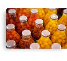 Hot n Spicy Canvas Print