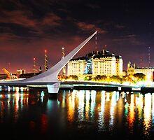 Puente De La Mujer by monkozak