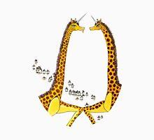 Uni-Giraffes Dancing Unisex T-Shirt