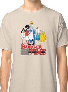 Burger Time Classic T-Shirt