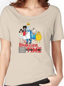 Burger Time Women's Relaxed Fit T-Shirt