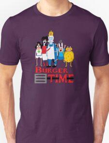 Burger Time Unisex T-Shirt