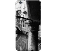 Water in the town iPhone Case/Skin