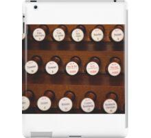 Music peanuts iPad Case/Skin