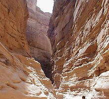 Colored Canyon - Sharm El Sheikh 1 by Luca Carangelo