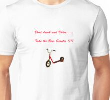 Beer Scooter Unisex T-Shirt