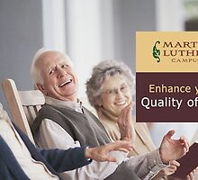 Living At Home Or Assisted Living? by MartinLuther