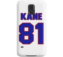National football player Tommy Kane jersey 81 Samsung Galaxy Case/Skin