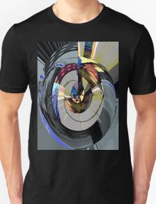 Music in the round Unisex T-Shirt