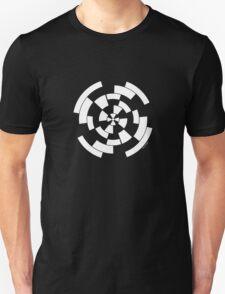 Mandala 10 Simply White T-Shirt