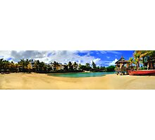 Paradise Cove Resort Photographic Print