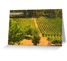 Buried In The Hill Greeting Card