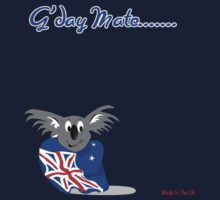 G'day Mate by Love Through The Lens