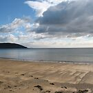 Beach Scene by Mike Paget