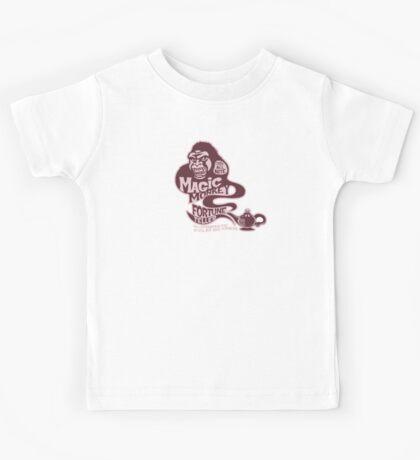 Magic Monkey Fortune Teller Kids Tee