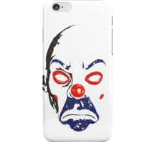 Joker Bank Robber Mask iPhone Case/Skin