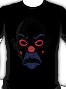 Joker Bank Robber Mask T-Shirt