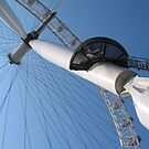 London Eye by Mike Paget