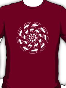 Mandala 29 Simply White T-Shirt