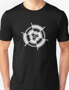 Mandala 28 Simply White Unisex T-Shirt