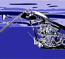 Chopper by Grobie