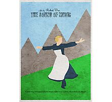 The Sound Of Music Photographic Print