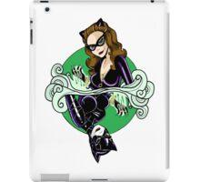 Catwoman - Queen of Diamonds iPad Case/Skin