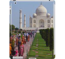 the Taj iPad Case/Skin