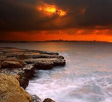 Under The Red Sky by Tony Elieh