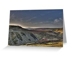 Gritstone Greeting Card