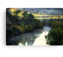 Serenity - Khancoben NSW Australia - The HDR Experience Canvas Print