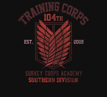 Training Corps 104th Unisex T-Shirt